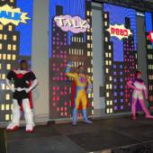 superhero characters