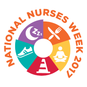 National Nurses Week Logo